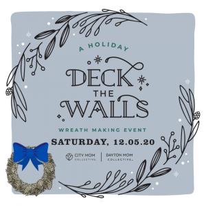 deck the walls wreath supplies