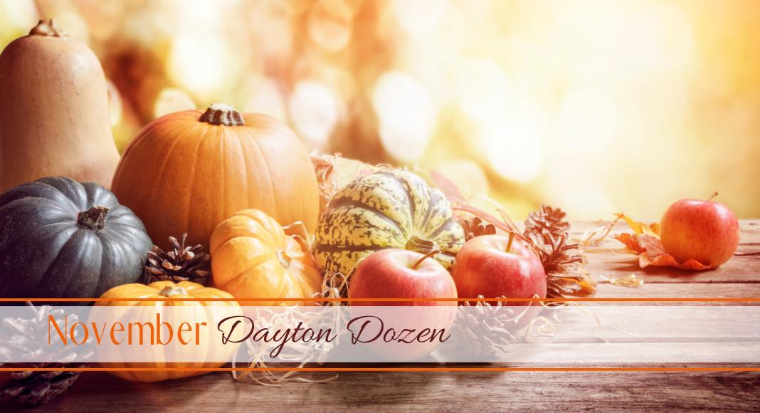november dayton dozen events