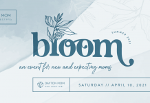 dayton bloom new expecting moms