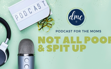 not all poop & spit up podcast