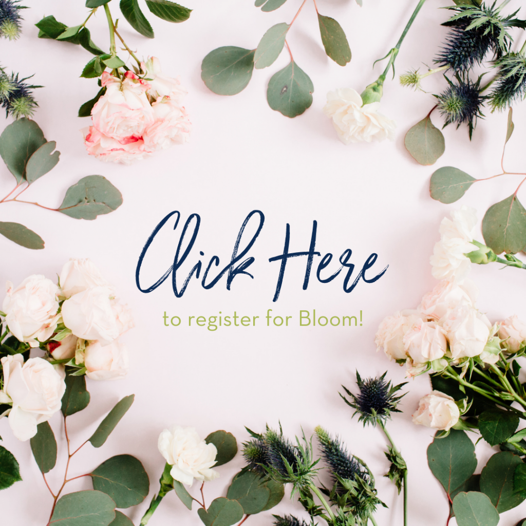 DMC BLOOM REGISTRATION