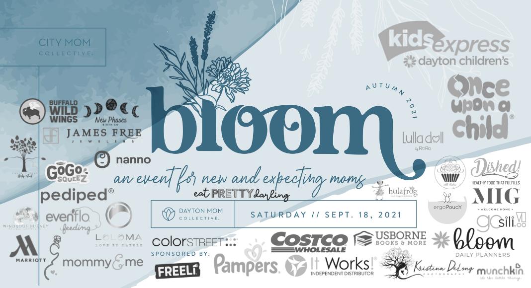 dayton mom bloom event
