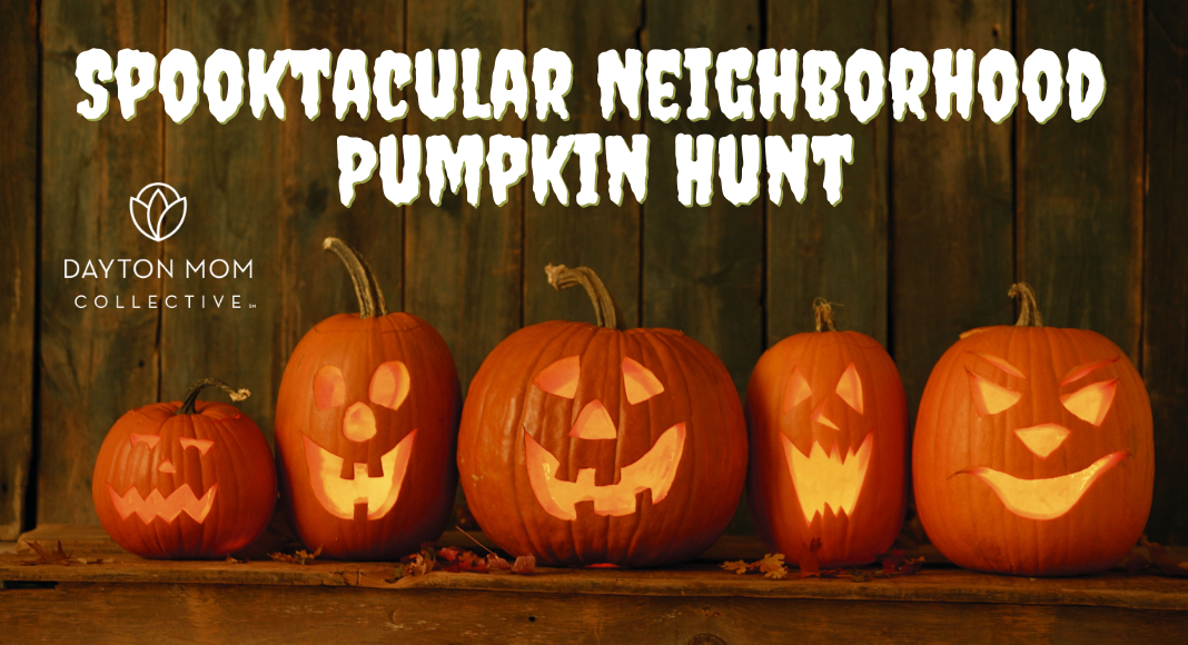 Dayton Spooktacular Pumpkin Hunt